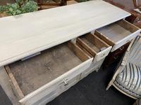 French Oak 2 Door Dresser (16 of 16)