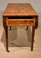Sheraton Period 18th Century Pembroke Table (9 of 10)