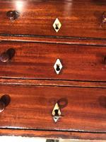 Miniature / Apprentice Mahogany Chest of Drawers (8 of 8)