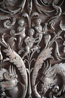 Carved Wood Ornamental Plaque (6 of 11)