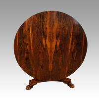William IV Rosewood Dining Table (7 of 12)