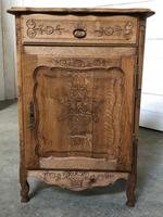French Early Oak Small Cupboard or Cabinet (4 of 16)