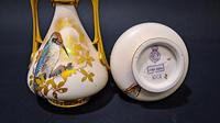 Pair of Royal Worcester Vases (5 of 6)