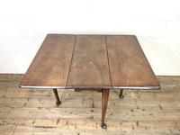 Antique 18th Century Walnut Drop-leaf Table (7 of 10)