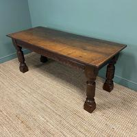 Period Oak Antique Table (3 of 6)