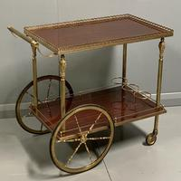French 1930's Drinks Trolley (2 of 7)