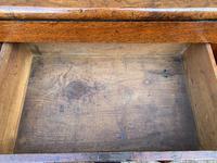 Large Antique Elm Dresser Base (9 of 21)