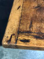 Wonderful French Chestnut Farmhouse Refectory Dining Table (23 of 37)