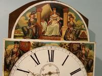 19th Century Mahogany Longcase Clock (6 of 9)