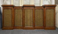 Fine Important William IV Side Cabinet (2 of 32)