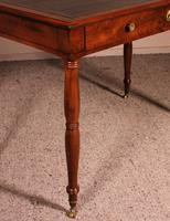 Writing Desk Stamped Deman Early 19th Century In Mahogany (6 of 11)