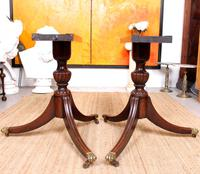 Dining Table & 8 Chairs Mahogany 3.2 Metres Long Hepplewhite Stalker (8 of 16)