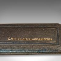 Small Antique Cartographer's Tool Set, German, Draughtsman's Instrument, Riefler (2 of 10)