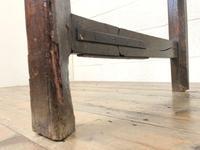 18th Century Oak Farmhouse Table (7 of 8)