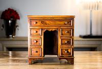 Miniture Knee Hole Desk c.1890