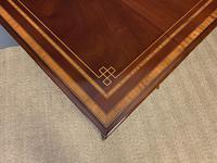 """Inlaid Mahogany """"Surprise"""" Drinks Table (14 of 15)"""