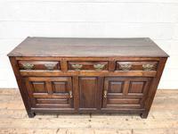 18th Century Welsh Oak Dresser Base (3 of 10)