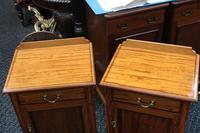 French Satinwood Night Stands (2 of 6)