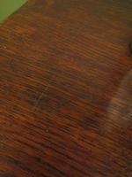 Solid Georgian Style Oak Dresser Base Sideboard by Titchmarsh & Goodwin (19 of 22)