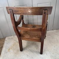 Antique Georgian Childs Mahogany Chair (10 of 10)