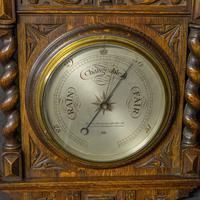 Oak Aneroid Barometer (7 of 8)