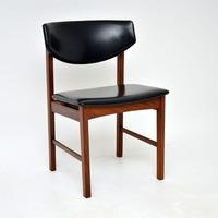 Set of 6 Danish Vintage Rosewood Dining Chairs (2 of 12)