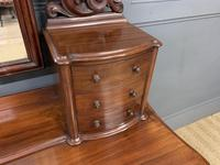 Excellent Victorian Mahogany Duchess Dressing Table (6 of 21)