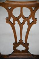 Pair of Chippendale Style Chairs (2 of 12)