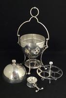 Late Victorian Silver Plated Egg Coddler (3 of 4)