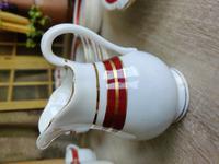 Stylish 22 Piece Coalport Porcelain Coffee Set (2 of 8)