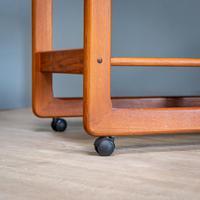 Teak Trolley Designed by Tarm Stole (5 of 10)