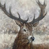 """Gary Benfield Limited Edition Print Titled """"Noble"""" & Certificate of Authenticity (3 of 9)"""