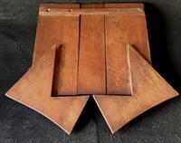 Arts & Crafts Oak Campaign Folding Book Stand (6 of 6)