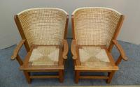 Pair of Small Orkney chairs (5 of 6)