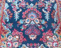 Antique Mohajeran Saroukh Runner Carpet (6 of 8)