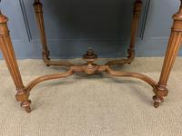 Good French Walnut Centre Table (6 of 14)