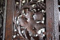Anglo Indian Carved Table with Octagonal Top (3 of 10)