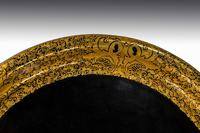 Large Oval Late 19th Century Papier-mâché Tray (2 of 2)