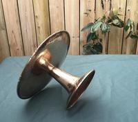 Arts & Crafts Brass Planished Comport / Tazza (3 of 5)