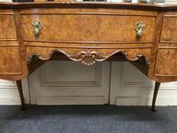 Quality Burr Walnut Dressing Table (8 of 20)