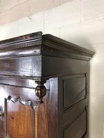 18th Century Welsh Oak Deuddarn Cupboard (11 of 12)