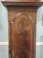 Queen Anne Period Walnut Longcase Clock (5 of 11)