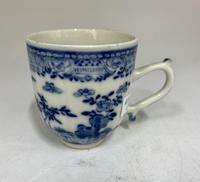 Antique Oriental Chinese Porcelain Tea Cup c.1790 (7 of 8)