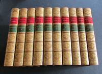1869  Works of Thomas Carlyle,  10  Volumes Bound in  Fine Full Tree Calf Leather (5 of 5)