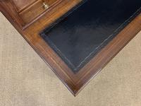 Edwards & Roberts Inlaid Mahogany Writing Desk (15 of 20)