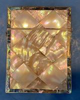 Victorian Abalone & Mother of Pearl Card Case (16 of 16)