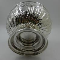 Antique Victorian Silver Rose Bowl. London 1898 (2 of 8)