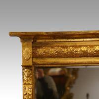 Regency Gilt Egyptian Revival Mirror (6 of 8)