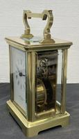 Mappin & Webb London Carriage Clock (3 of 7)