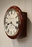 Mahogany Dial Clock by Harrods (6 of 12)